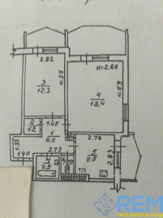 продажа двухкомнатной квартиры номер A-153828 в Киевском районе, фото номер 4